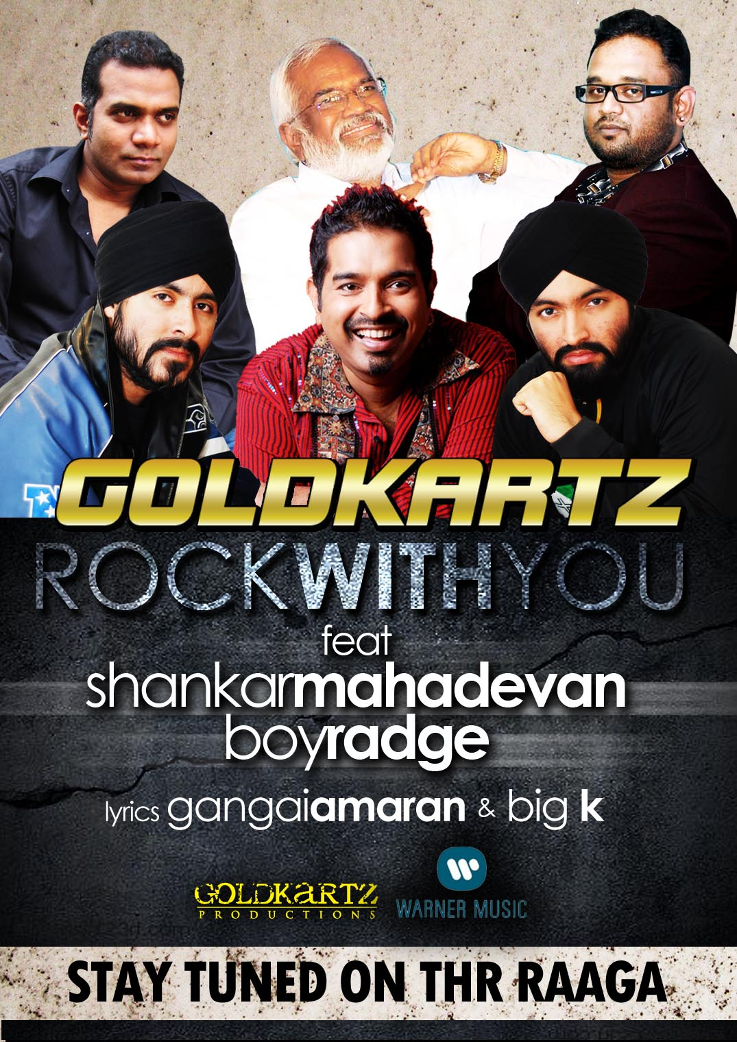 goldkartz rock with you